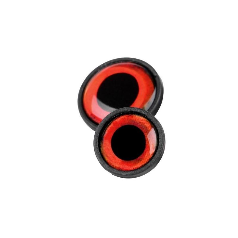 oczy-big-eye-screw-13mm-orange-4szt