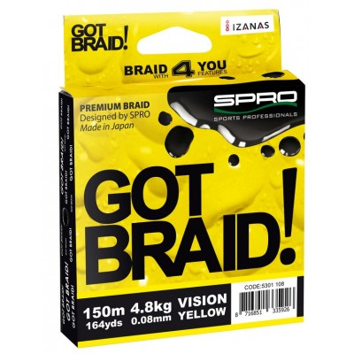 plecionka-spro-got-braid-016mm-150m-zolta