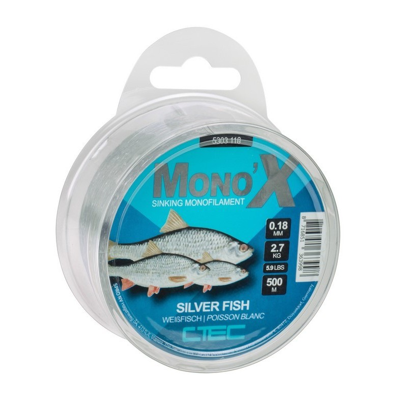 zylka-ctec-silverfish-szara-014mm-18kg-500m